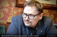 Maksymilian M. Kolbe. Biografia świętego męczennika - kkw- 11.04.2017 - terlikowski - foto © l.jaranowski 001
