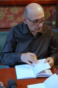 Gościem Klubu był dr Jerzy Gizella -  dsf6005